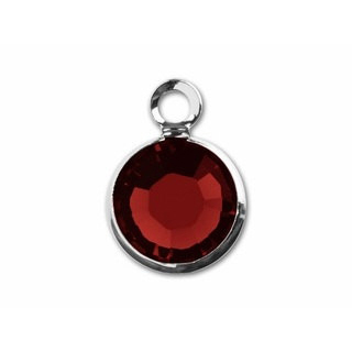 July Birthstone Channel Charm