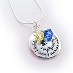 Down Syndrome Love Necklace