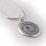 Love in Many Languages Necklace