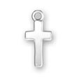 Simple Cross Charm