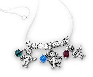 ADD A CHARM Necklaces