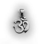 Om Charm or Pendant